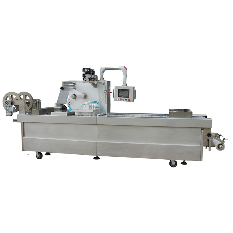 Automatic Film Vacuum Combination Packer DZQ-420HT