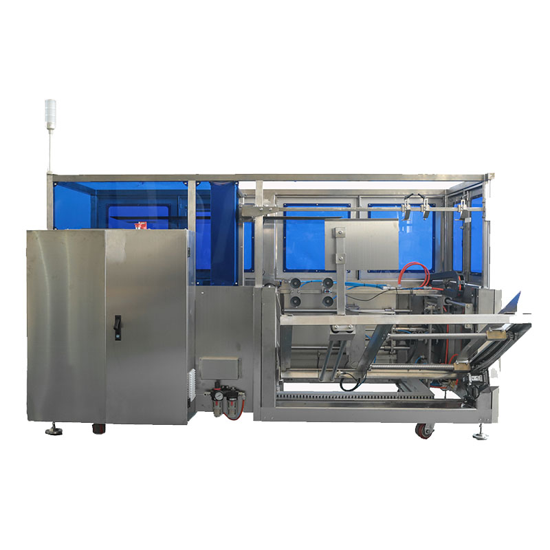 Full Automatic Vertical Carton Unpacking Machine KXJ-5040L/Z