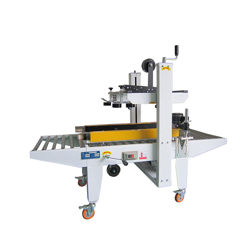 Semi-Automatic Tape Sealing Machine FXJ-6050I
