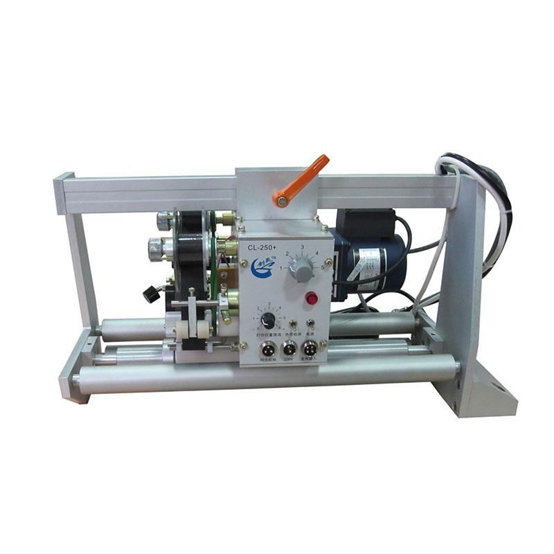 Rotation Type Ribbon Coding Machine CL-250+