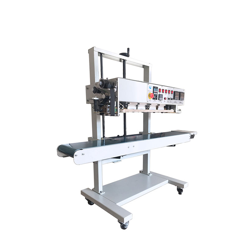 Ribbon Coding Vertical Type Sealer FKS-1420L
