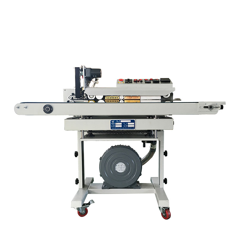 Automatic Printing And Air Exhaust Continuous Sealing Machine FRKS-1218WQ