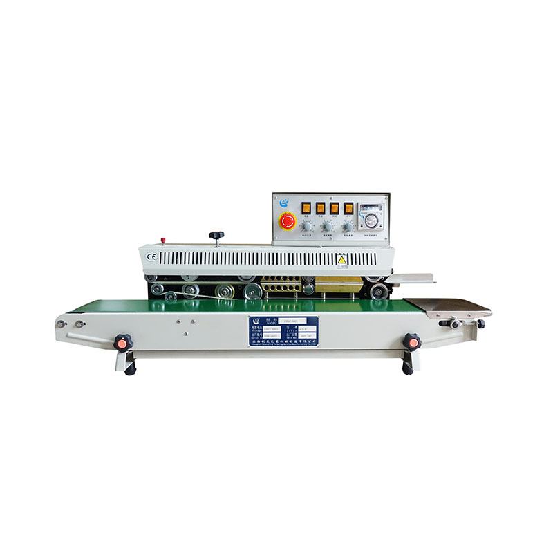 Solid Ink Coding Continuous Band Sealer FRM-980