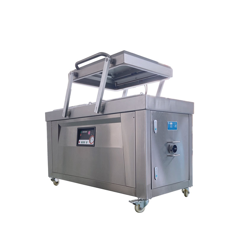 Double Plate Chamber Vacuum Packaging Machine DZ-610/2SB