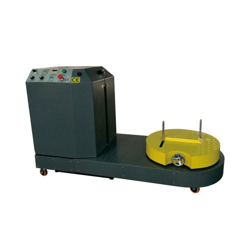 Table Luggage Wrapping Machine XLCR