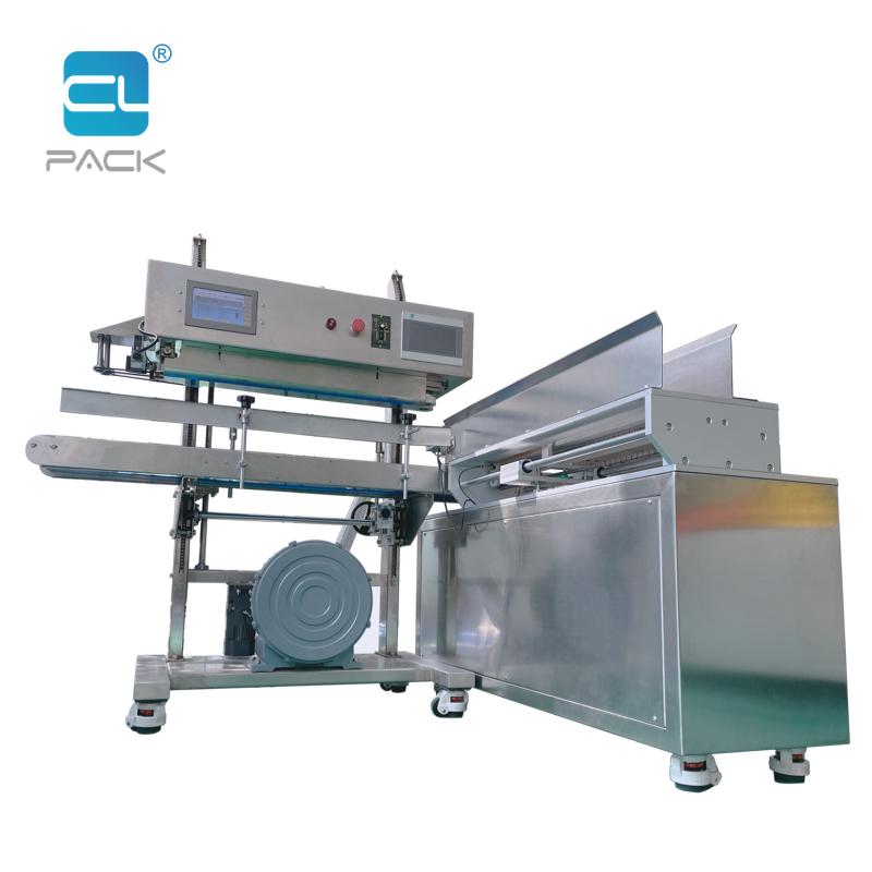 PLC Continuous Digital Printing Sealing Machine FRKG-1620LQS/C