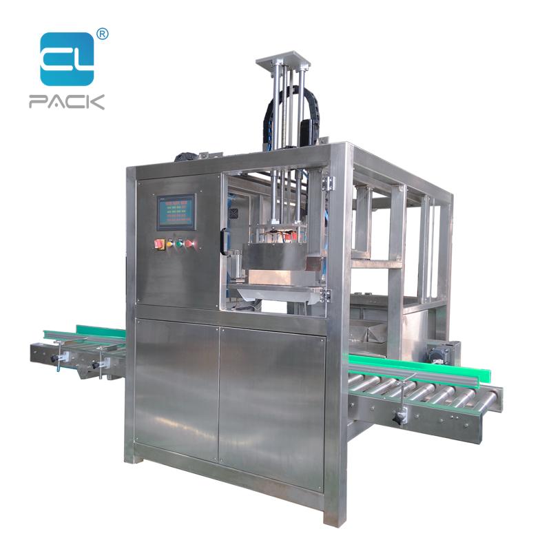 bottle cartoning machine ZXJ-11