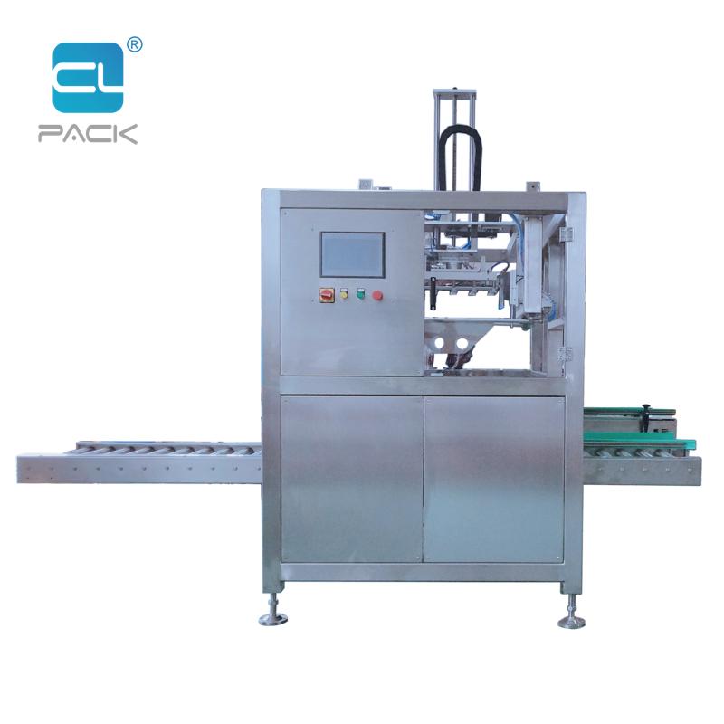 Dual-purpose box cartoning machine ZXJ-20