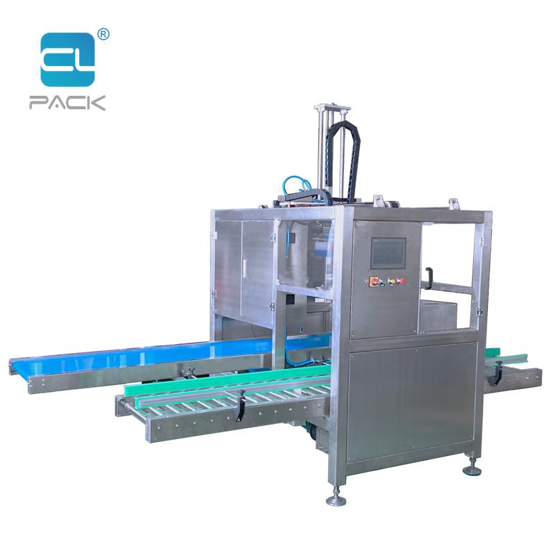 Bag cartoning machine ZXJ-30